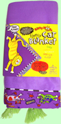 View Kitty Hoots Cat Blanket