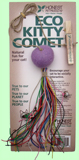 Honest Pet Products Eco Kitty Comet interactive cat toy